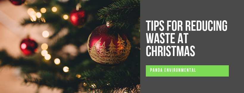 reducing waste at Christmas